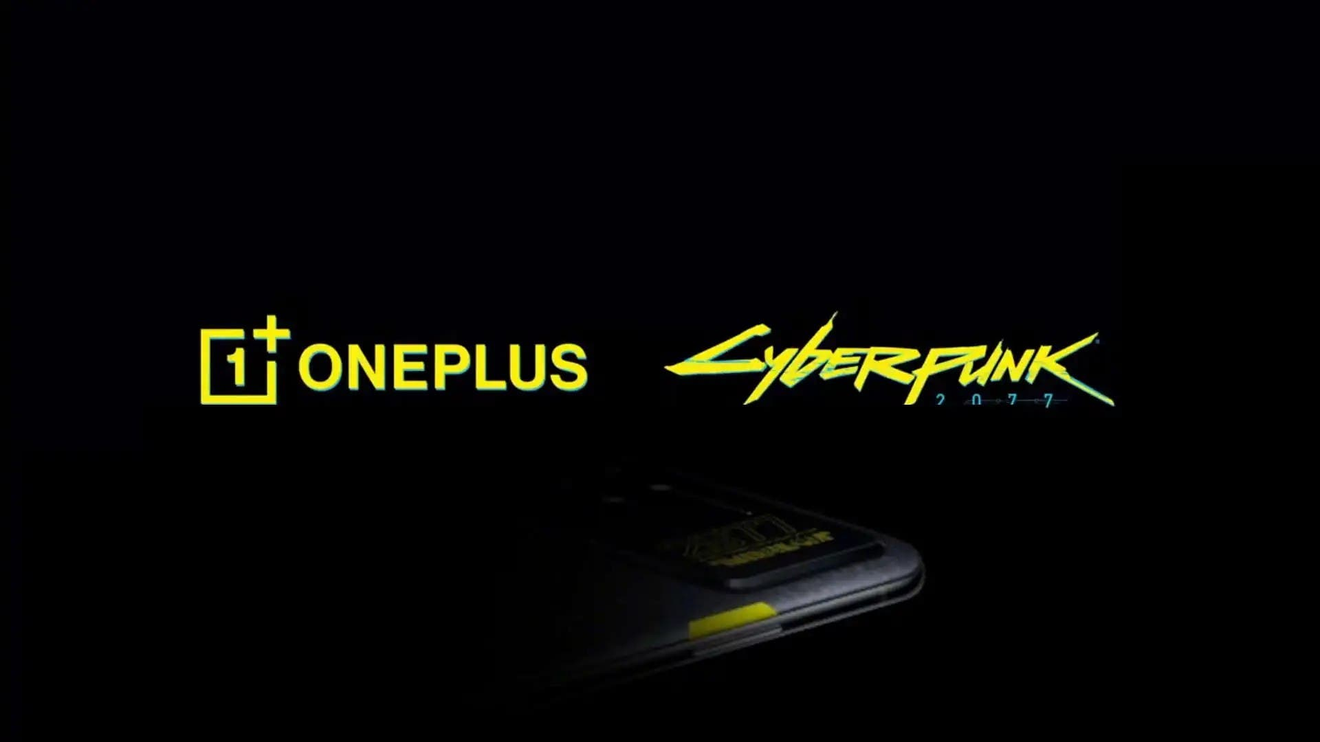 OnePlus 8T Cyberpunk 2077 Edition to be launched on November 2