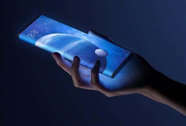 Xiaomi Cetus foldable phone