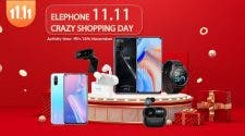 ELEPHONE Crazy Shopping Day