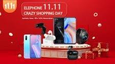 ELEPHONE Crazy Shopping Day