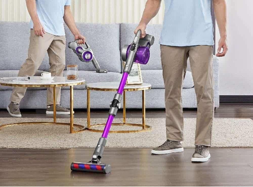JIMMY vacuum