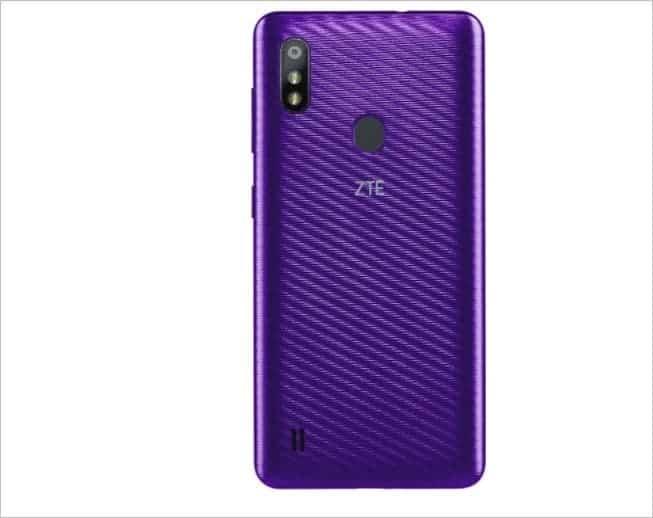 Yahoo Mobile ZTE Blade A3Y