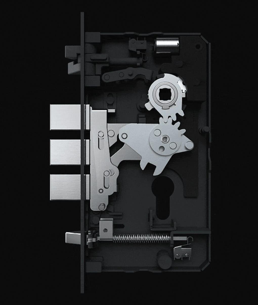Aqara smart door lock D100