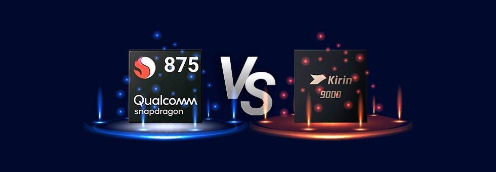 Snapdragon 875 Vs Kirin 9000