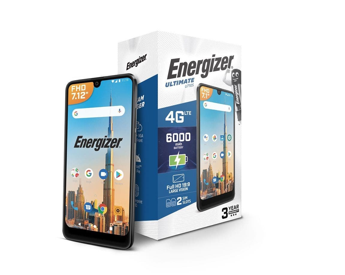 Energizer U710S
