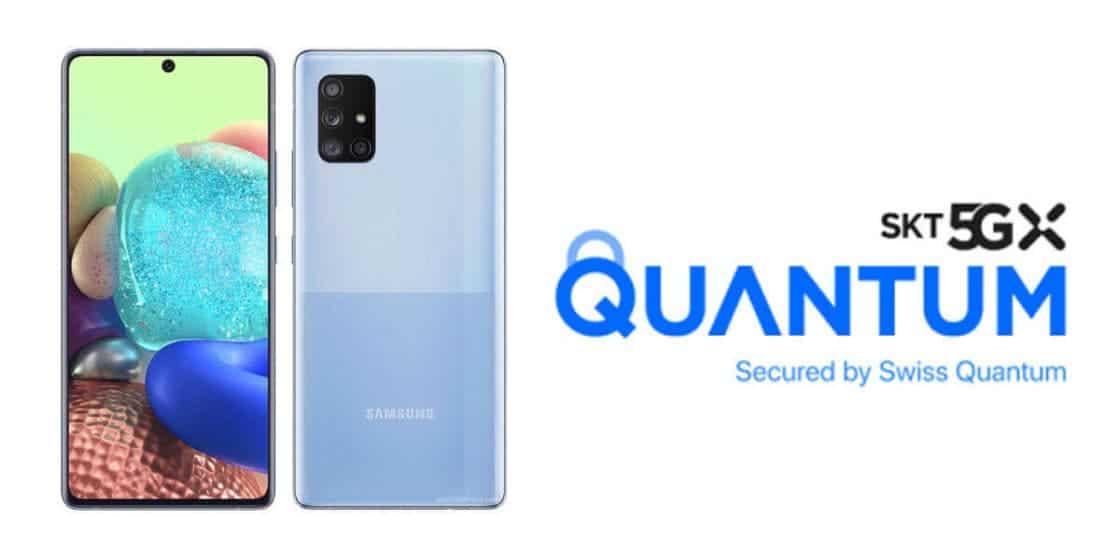 Galaxy A Quantum 5G