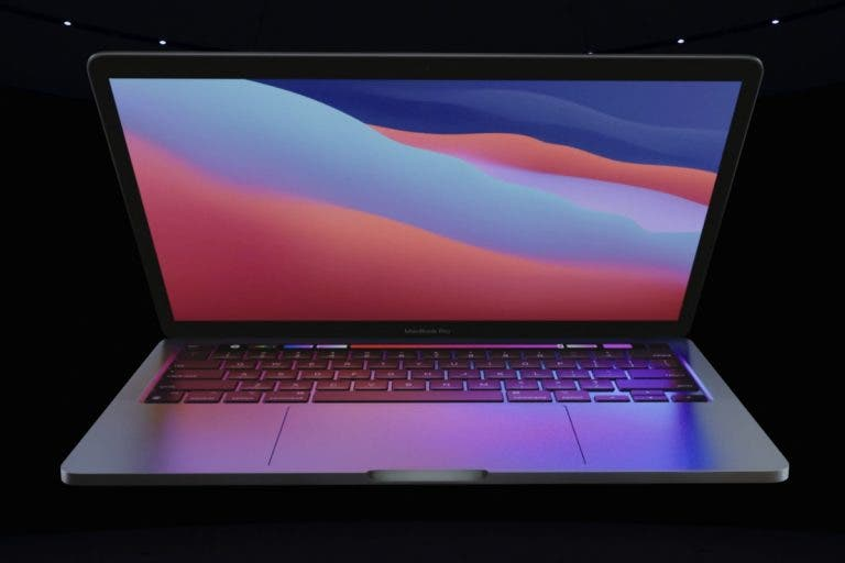 Apple MacBook Pro with the new M1 chip is official ...