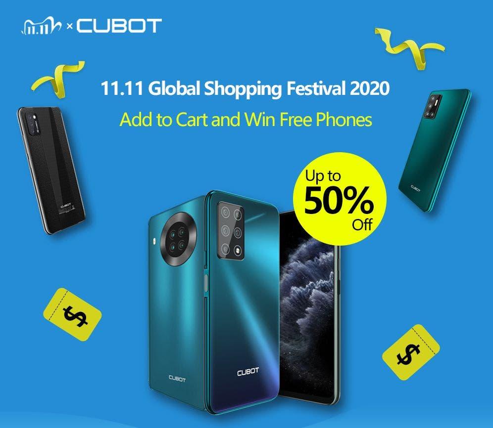 Cubot deals
