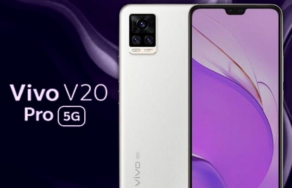Vivo V20 Pro will cost INR 29,990 ($405) in India, coming on December 2