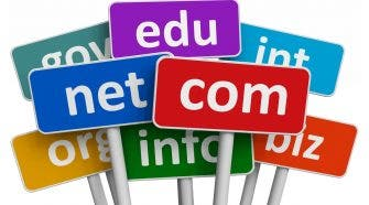 Internet domain names