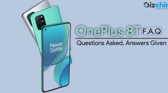 OnePlus 8T FAQ