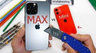 iPhone 12 mini and 12 max