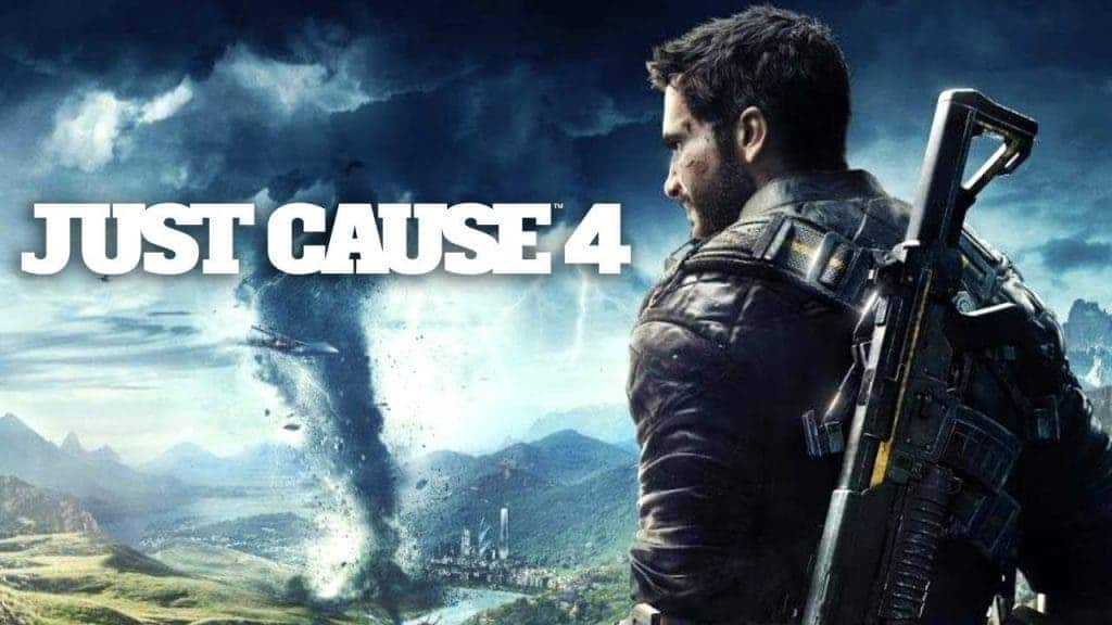Just Cause 4 PS Plus