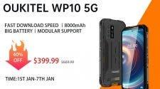 Oukitel WP10 5G