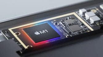 Apple silicon chip