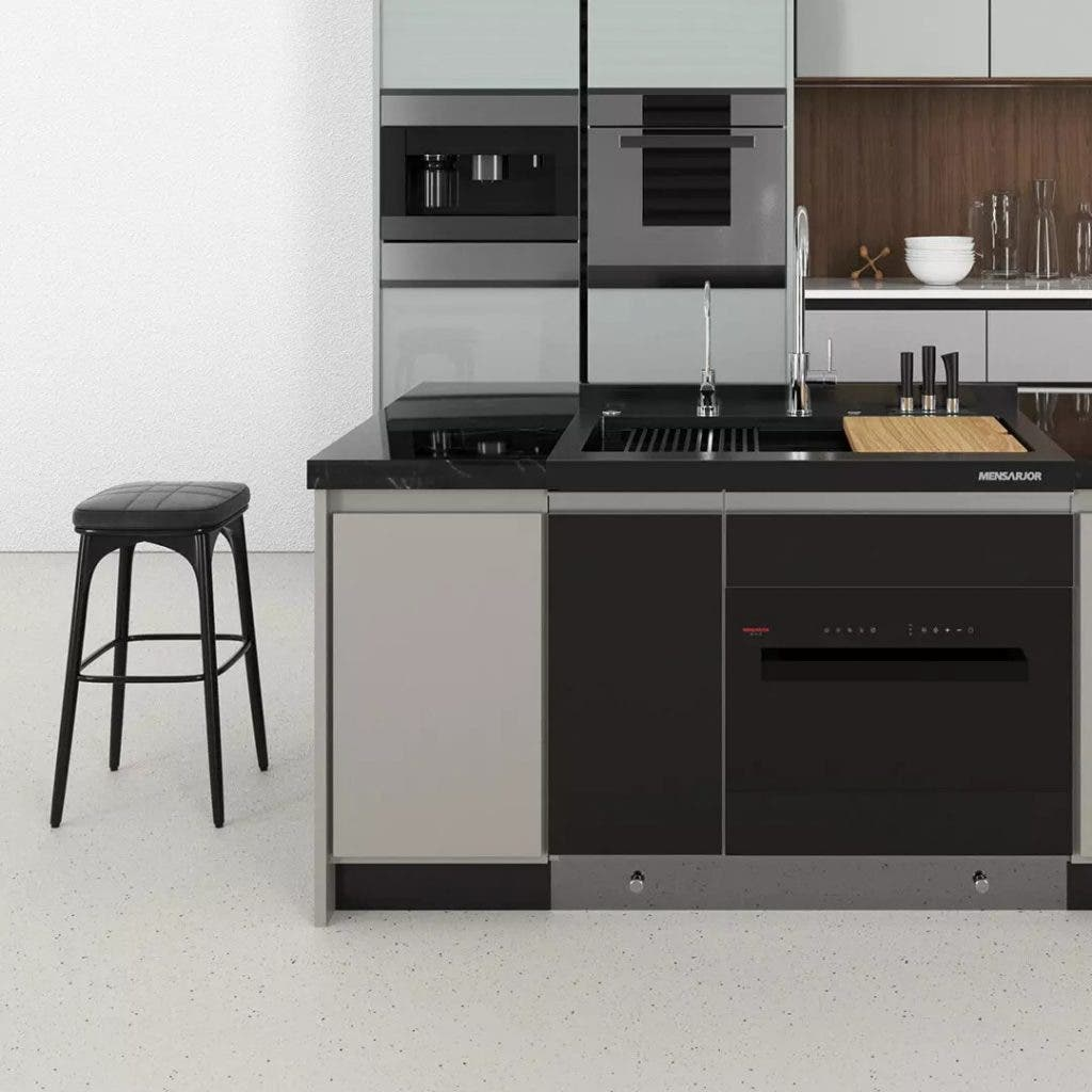 Xiaomi Mensarjor Kitchen Modular Integrated Sink goes official with $612  price - Gizchina.com