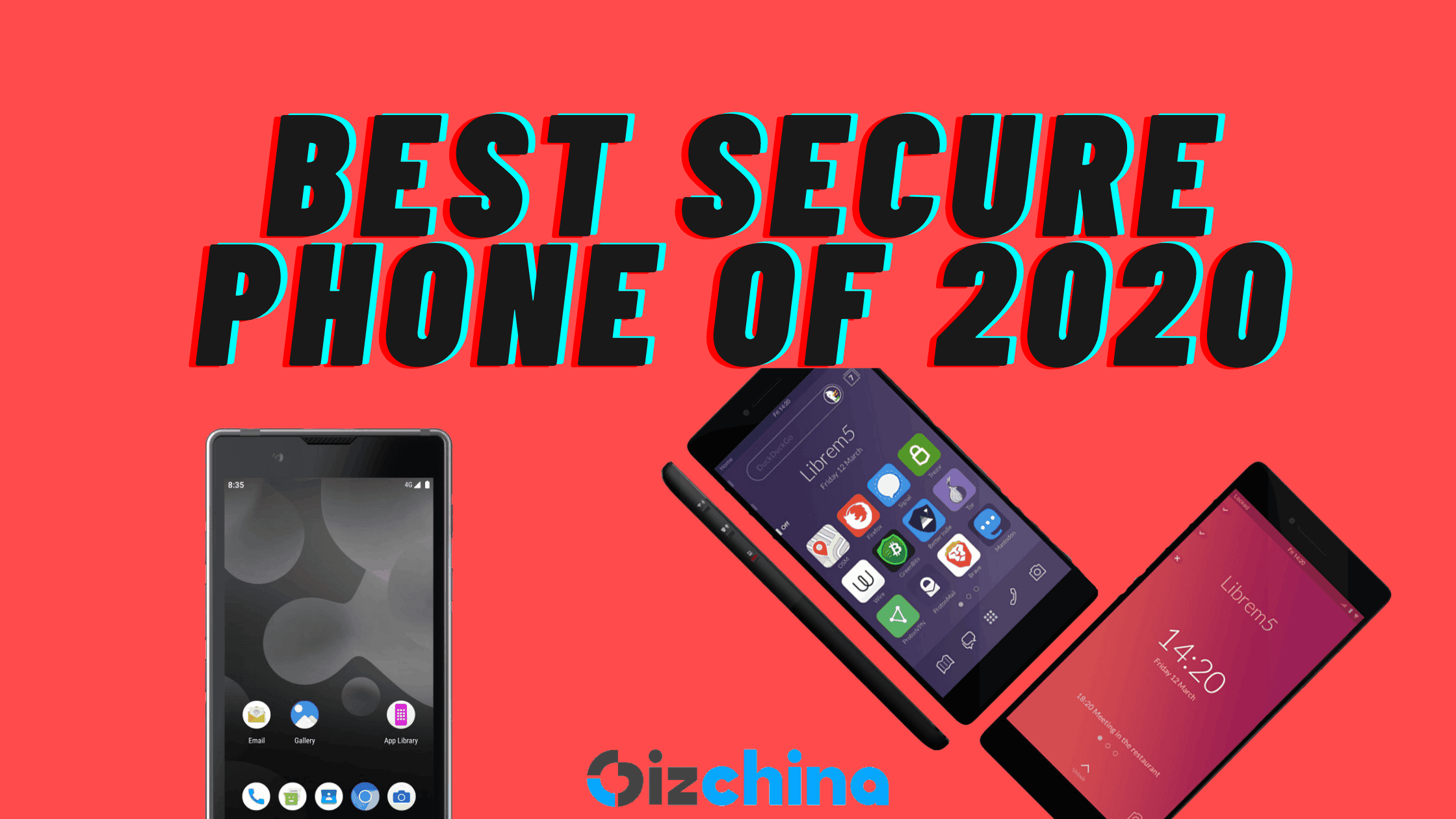Best Secure Phones of 2020