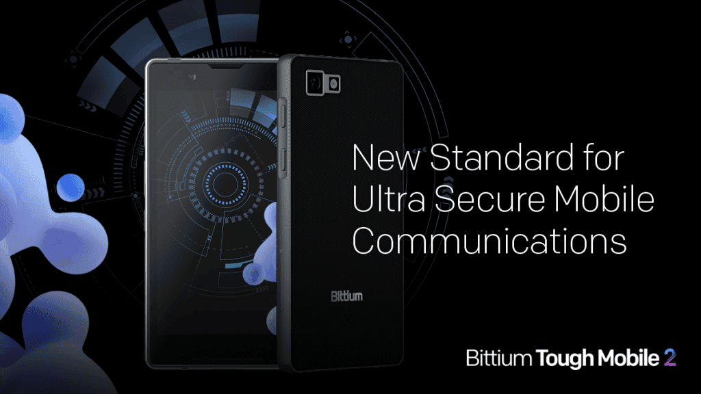 Bittium Tough Mobile 2C Best Secure Phones 2020