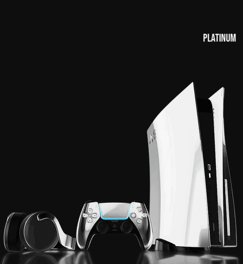 Luxury customized Sony PS5