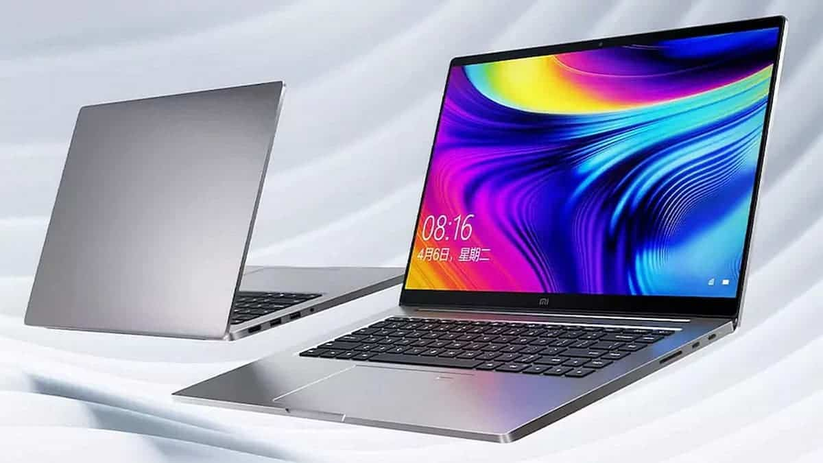 The Mi Notebook Pro 2021 comes with 11th Generation Intel processors / Ryzen 5 5600H