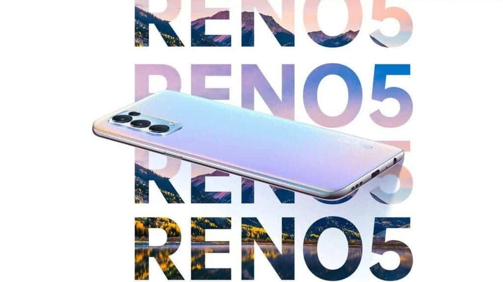 Reno5 4G