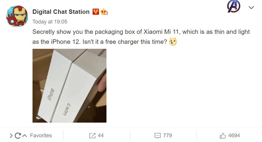 Xiaomi Mi 11 series