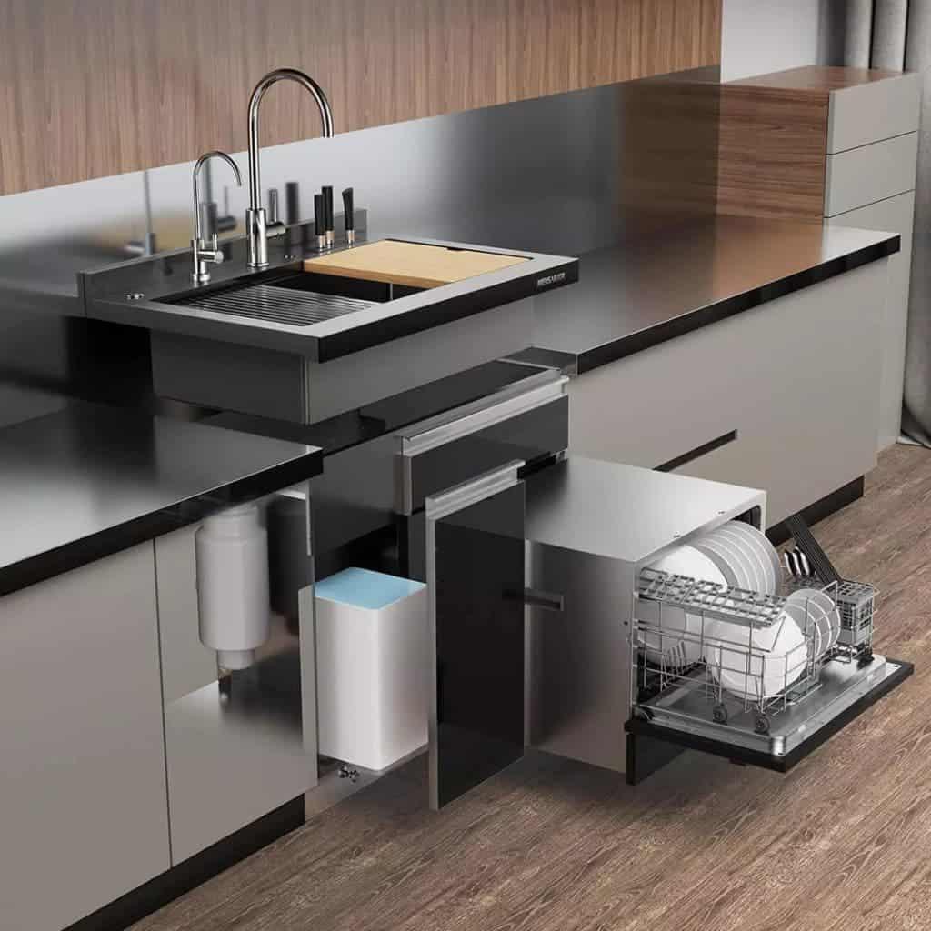 Xiaomi Mensarjor Kitchen Modular Integrated Sink