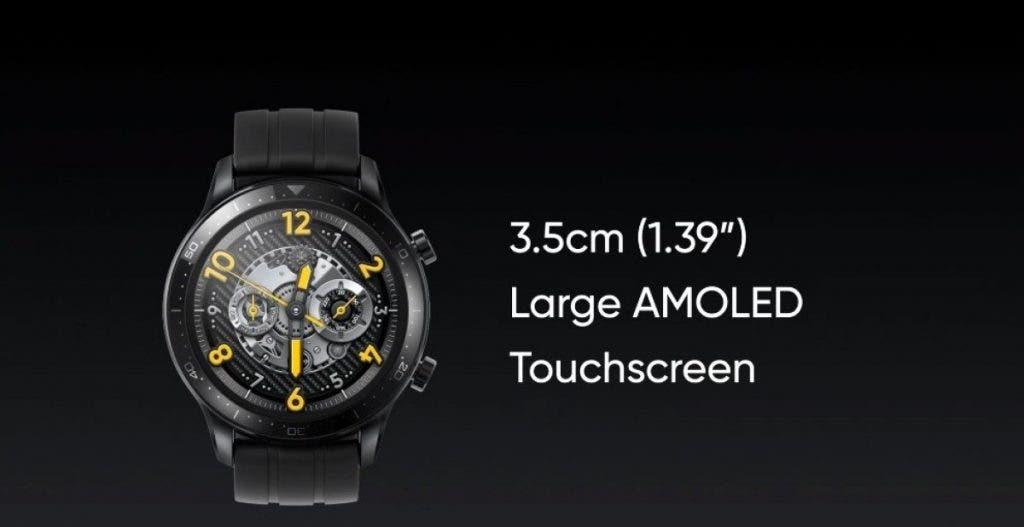 Realme Watch S Pro