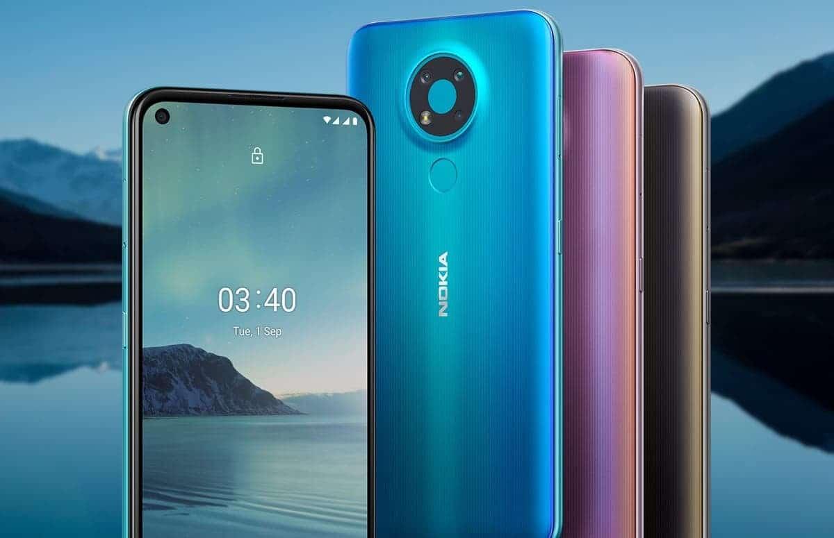 Nokia 3.4 india
