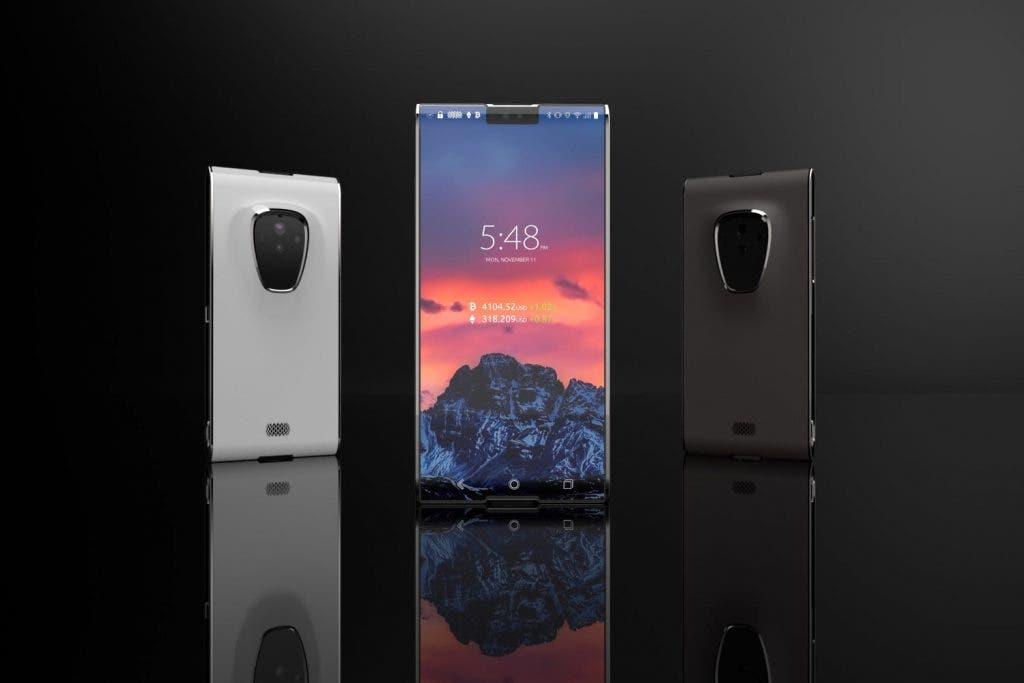 Sirin Labs Finney Best Secure Phones 2020