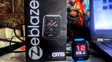 Zeblaze GTS Review