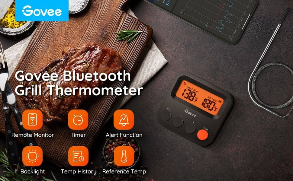 Govee meat thermometer