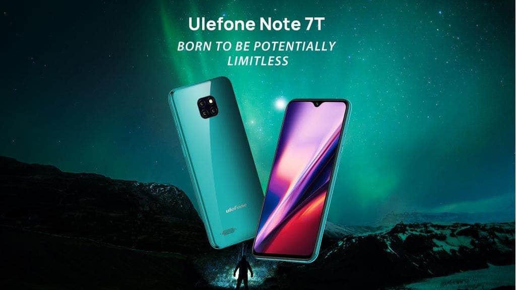 Ulefone Note 7T