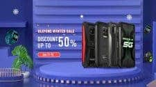 Ulefone winter sale