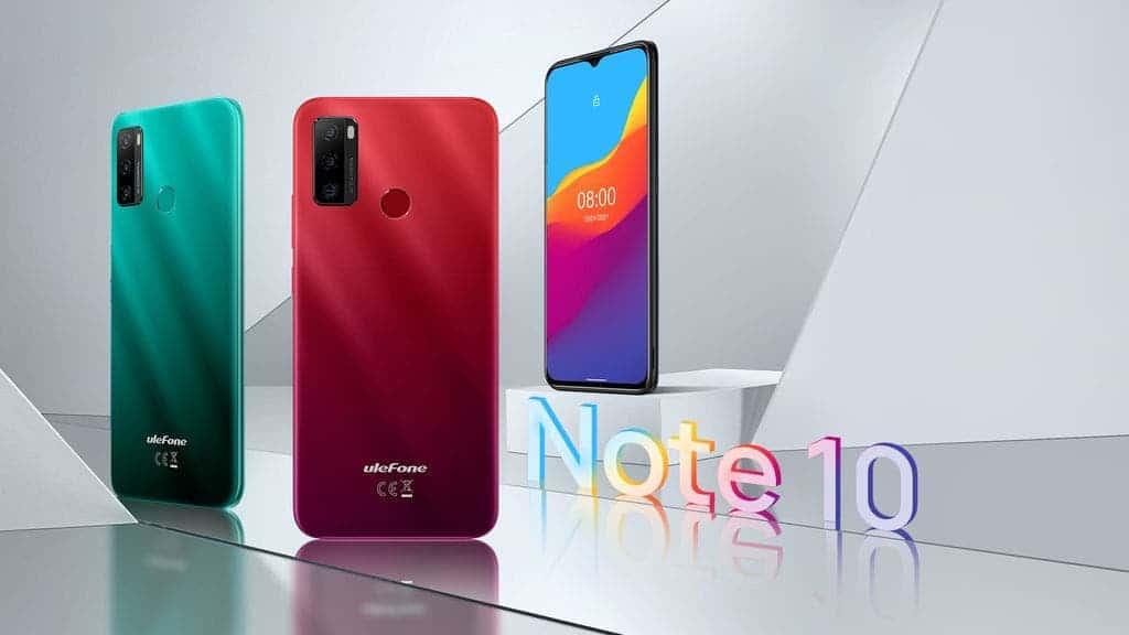 Ulefone Note 10
