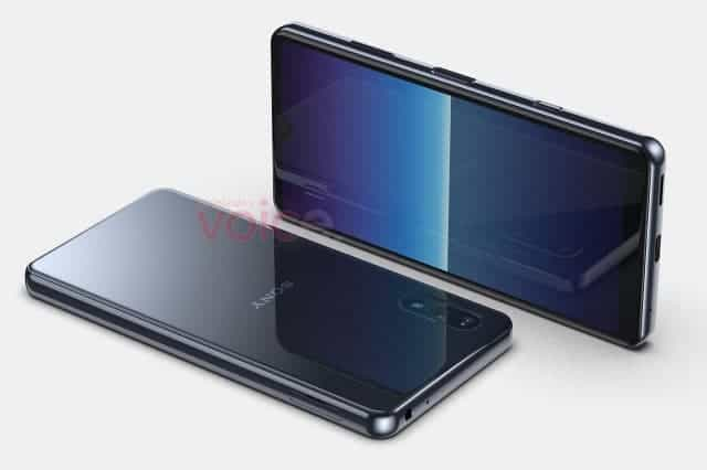 The leak should show a smaller model — Previous Sony Xperia