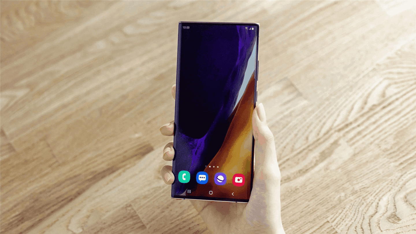 OPPO Find X3 under-screen camera