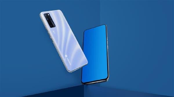 under-screen camera phone