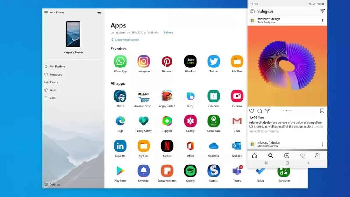 الآن يمكنك تشغيل أكثر من تطبيق أندرويد على ويندوز 10 في نفس الوقت