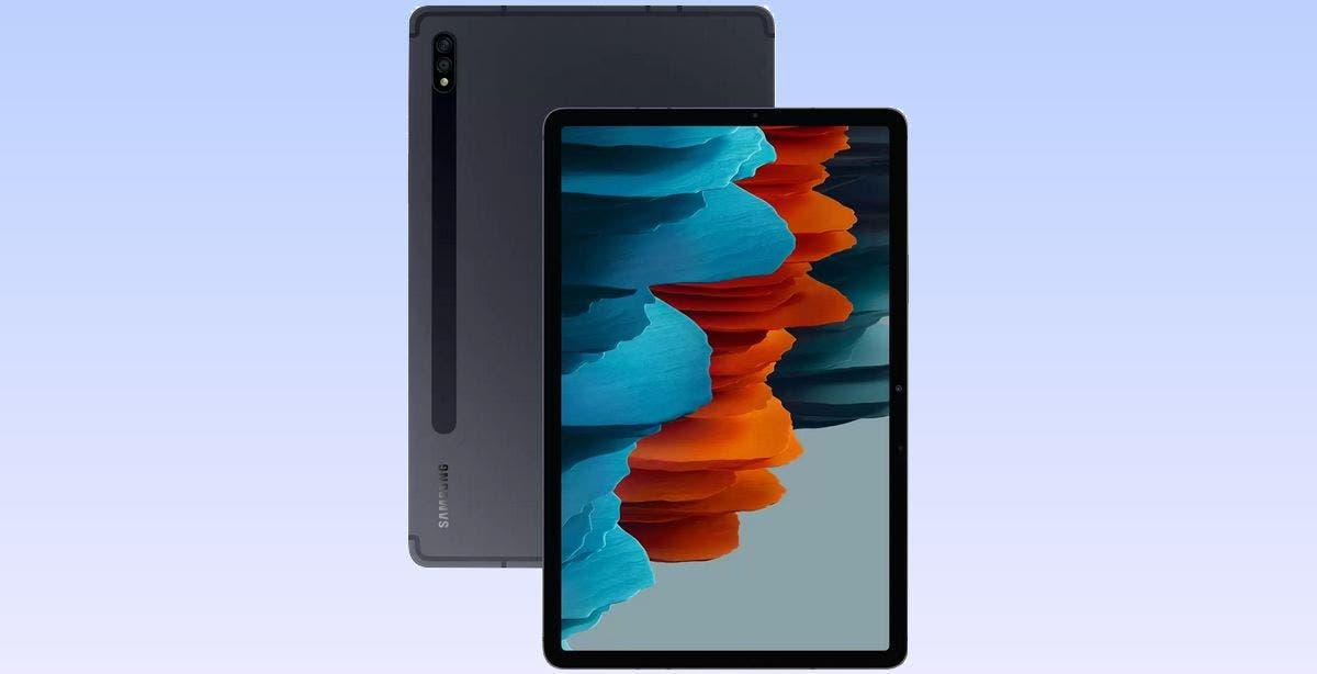 Galaxy Tab S7 Lite