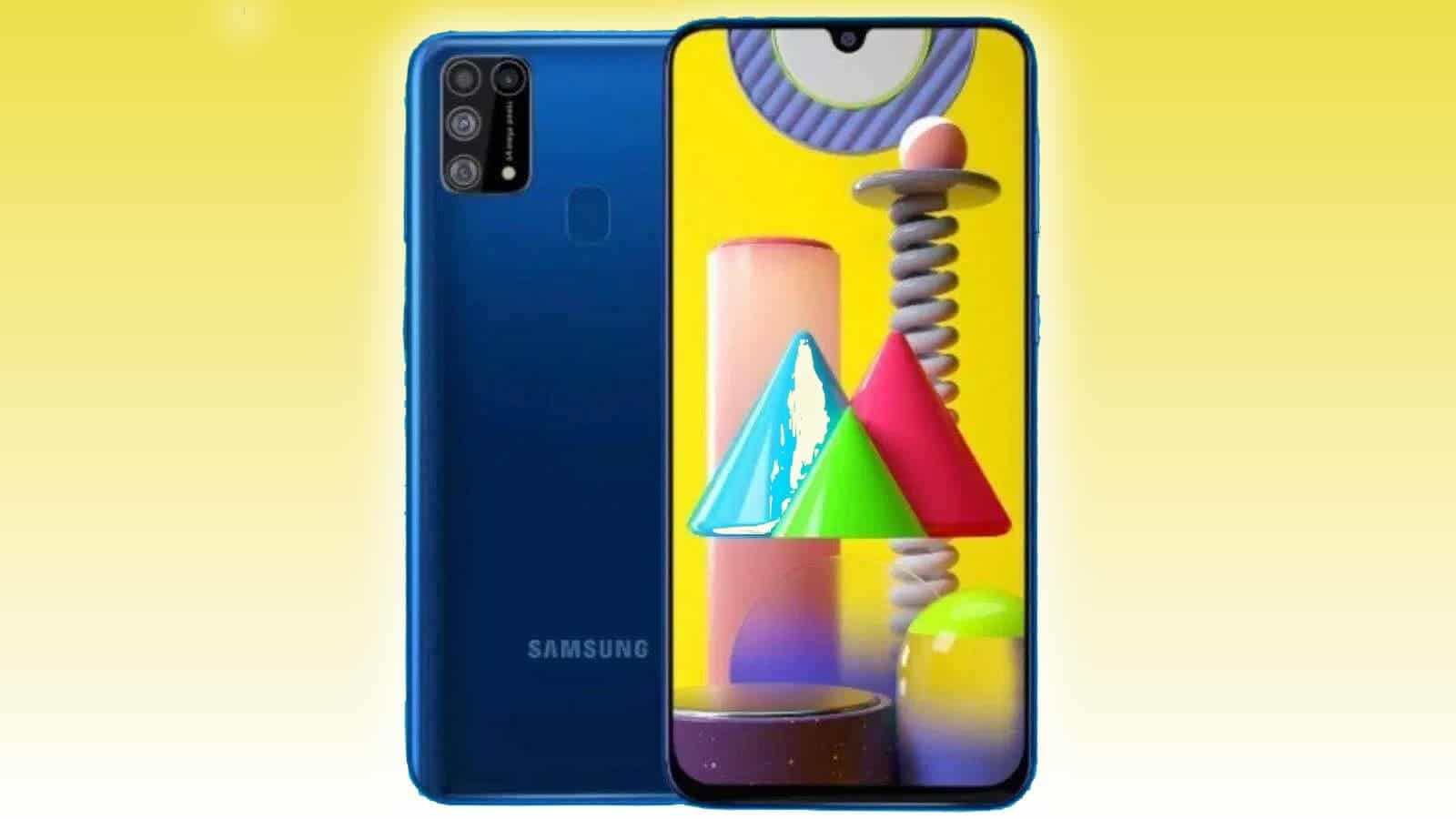 Samsung Galaxy M62 passes by FCC with 7,000mAh battery - Gizchina.com