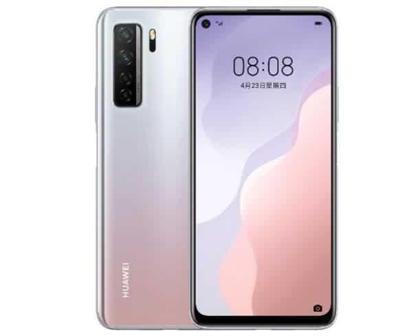 Huawei Nova 7 SE Lohas Edition with Kirin 820E