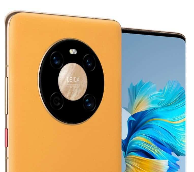 Leak Tips Huawei's Next Flagship, the P50 Pro