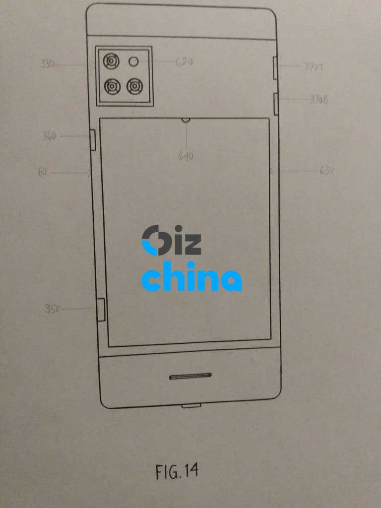 Smartphones with three screens