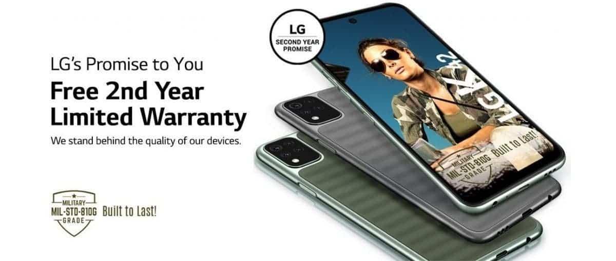 LG K42