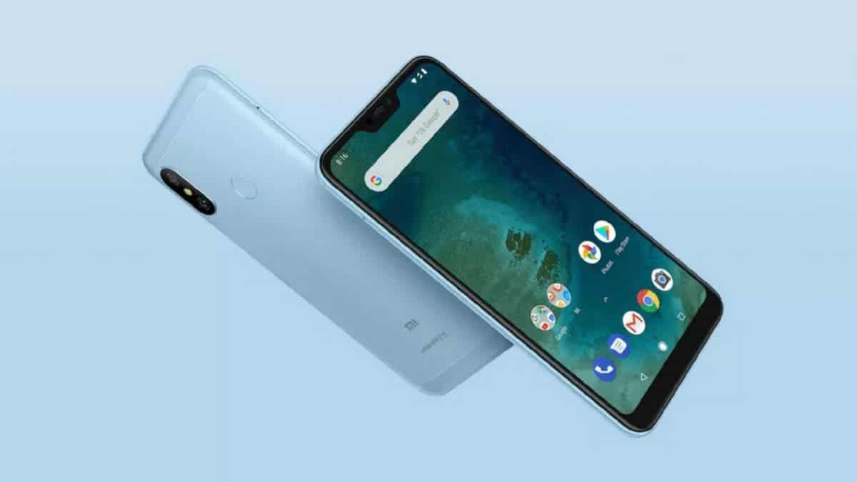 Xiaomi Mi A2 lite is getting January 2021 security patch - Gizchina.com