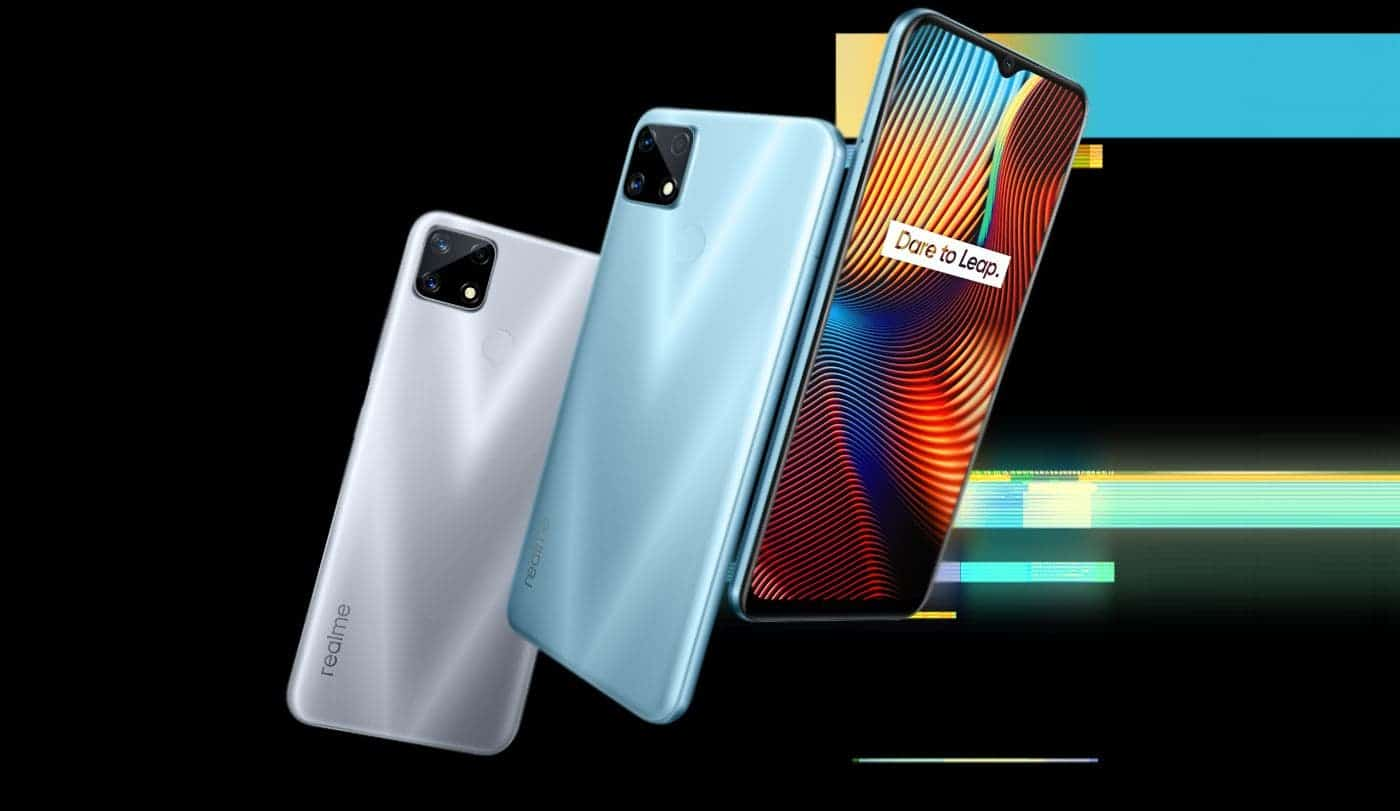 Realme 7i goes official in Europe; It's a rebranded Narzo 20 - Gizchina.com