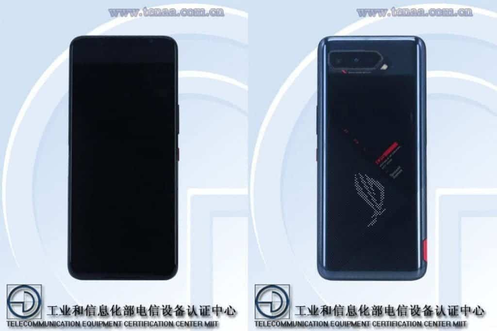 Alleged Asus ROG Phone 5 Clears TENAA Certification