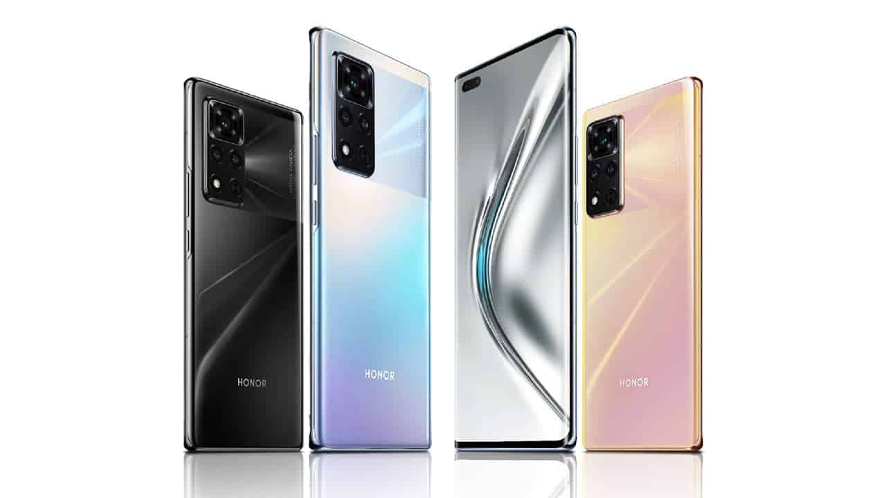 The price of the upcoming Honor V40 has been leaked - Gizchina.com