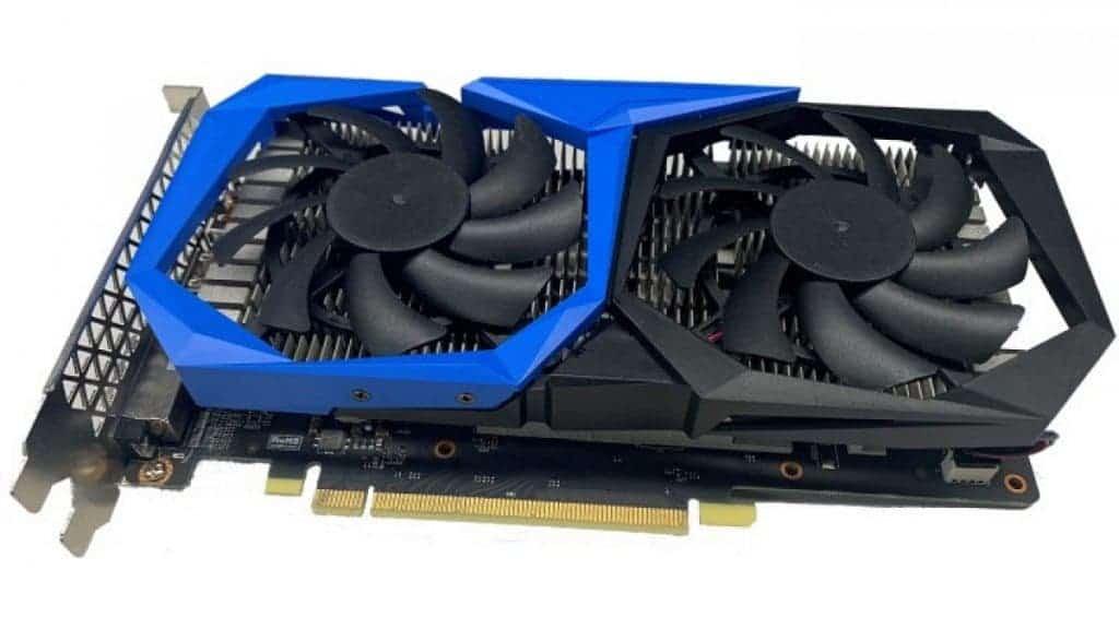 Iris GPU